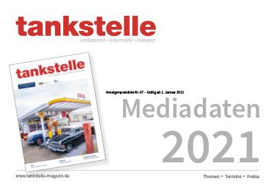 tankstelle Mediadaten 2021