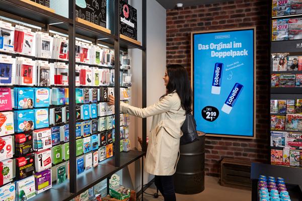 E-Va - Electronic Value steht bei Lekkerland für ein umfangreiches Sortiment an Prepaid-Produkten.
