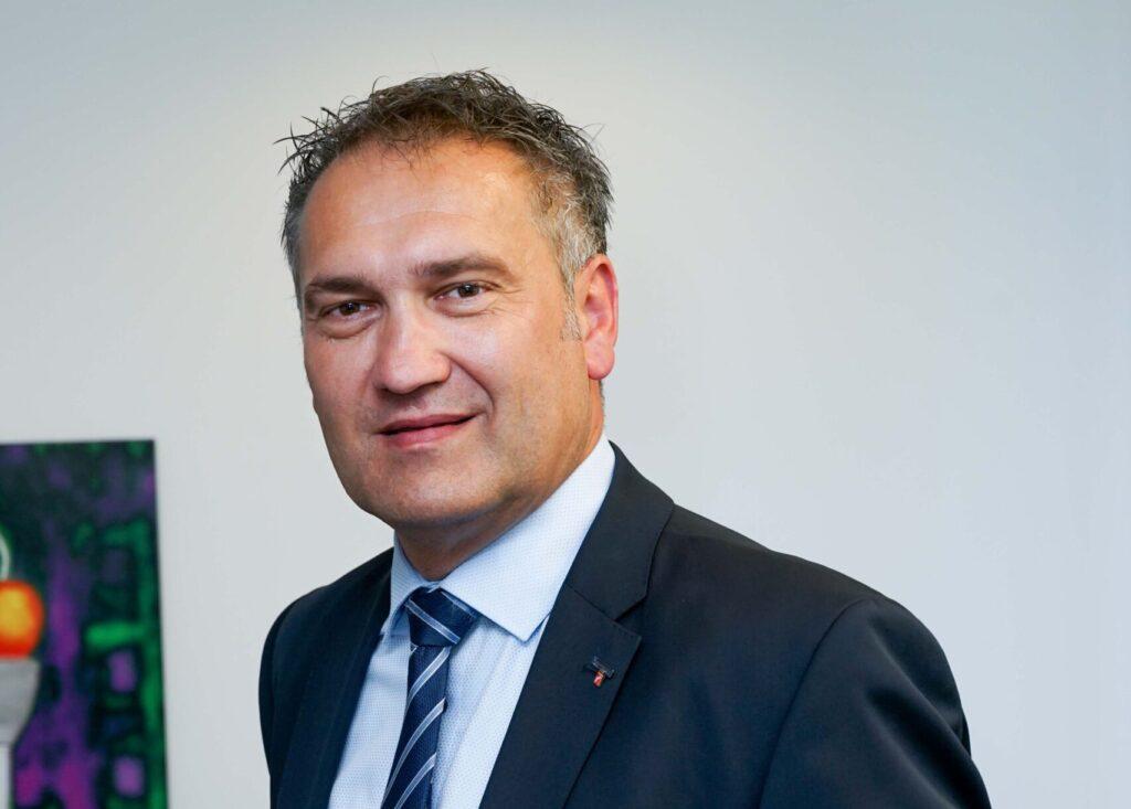 Andre Stracke setzt alles daran, um Westfalen im Tankstellenbereich weiter nach vorn zu bringen. Der Ausbau des Netzes steht bei ihm ganz oben auf der Agenda.